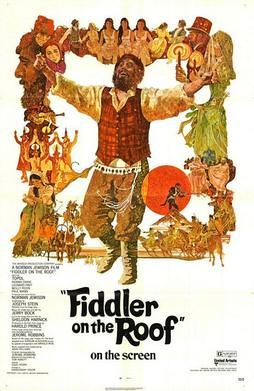 電影《屋頂上的提琴手》The Fiddler on The Roof